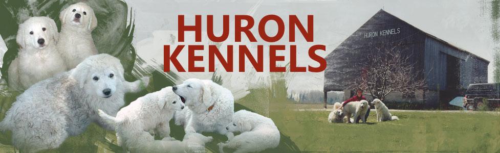 Huron Kennels Banner
